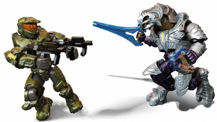 Master Chief vs Arbiter