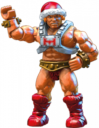 Image of: Holiday He-Man