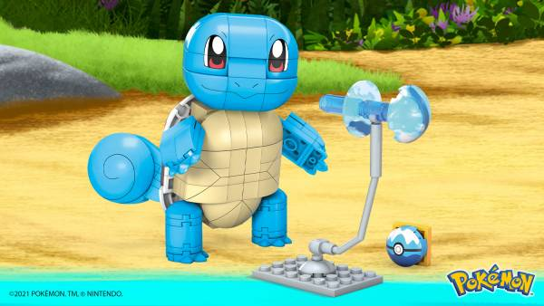 Image of: Build & Show Squirtle