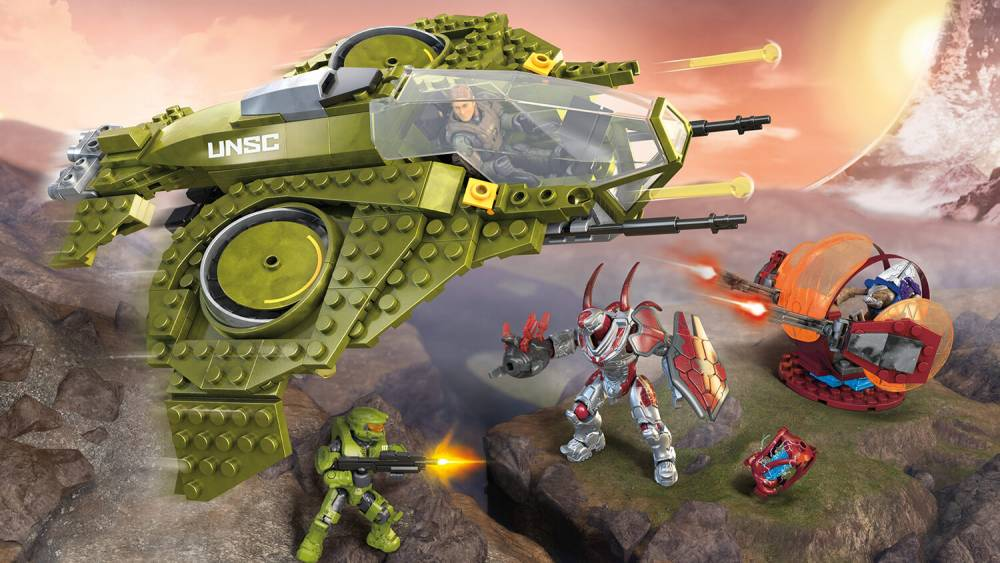 Image of: Ataque Wasp UNSC