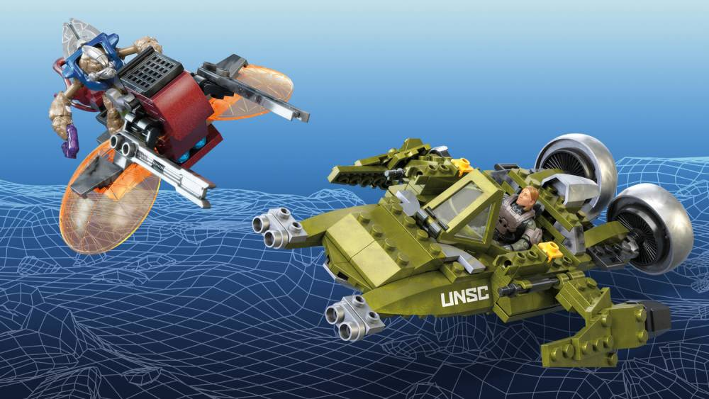 Image of: UNSC Wasp Onslaught