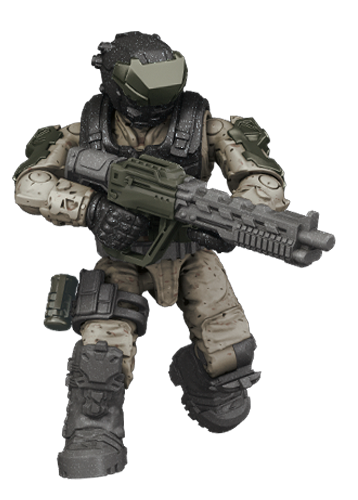 Image of: BO3 Soldier