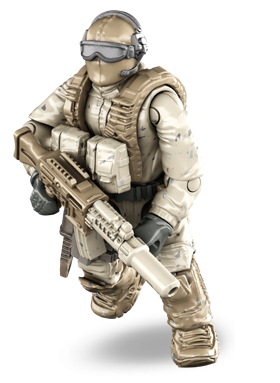 Image of: Desert Soldier