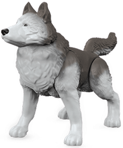Image of: Felwinter peak's wolf