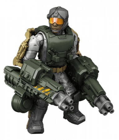 Image of: Advanced Soldier
