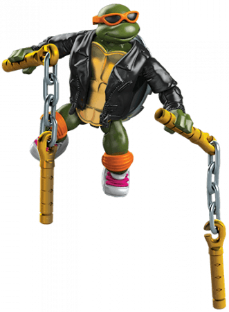 Image of: Michelangelo Mutagen Canister