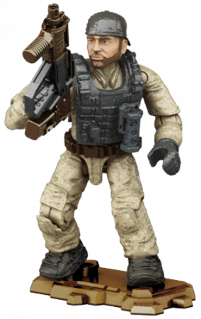 Image of: Recon Soldier