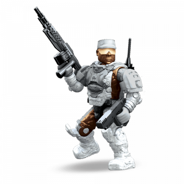 Image of: UNSC Marine Officer