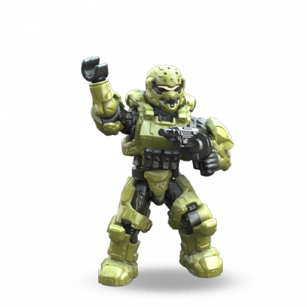 Image of: UNSC Spartan Soldier