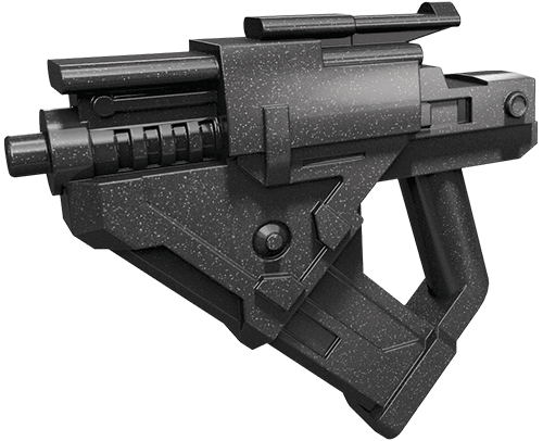 Image of: Cabal Slug Rifle