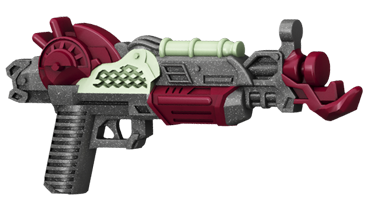 Image of: Ray Gun