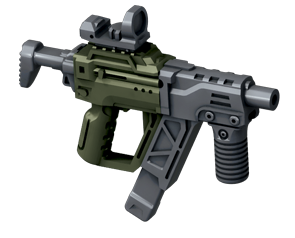 Image of: Sub Machine Gun