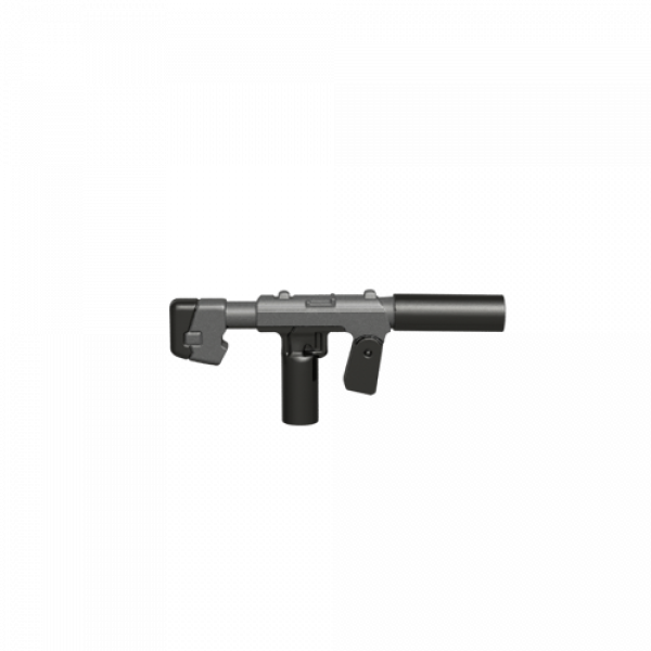 Image of: Suppressed SMG