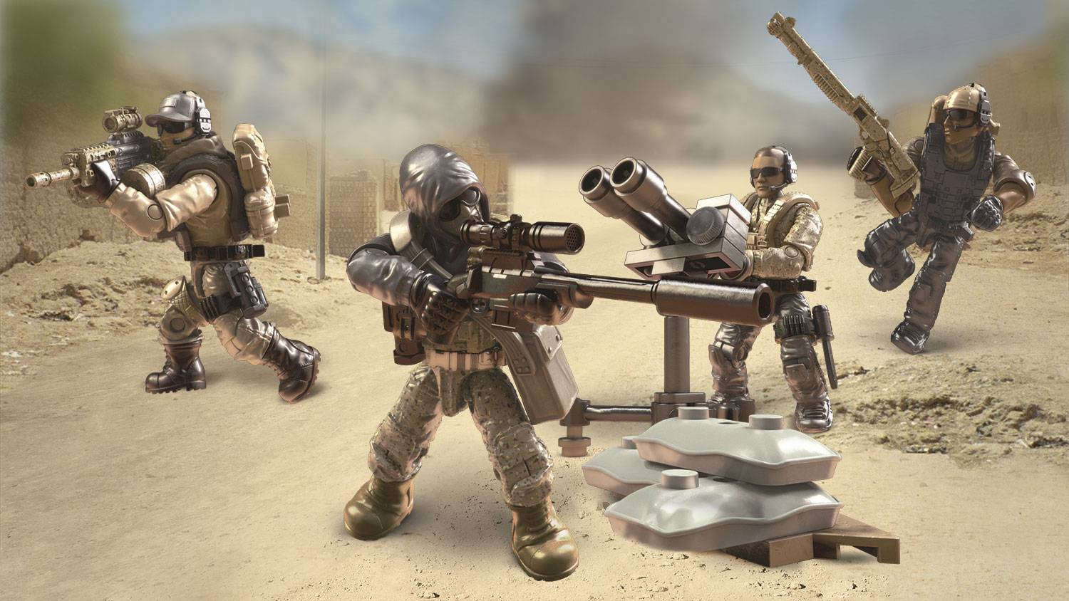 Image of: Desert Air Defenders