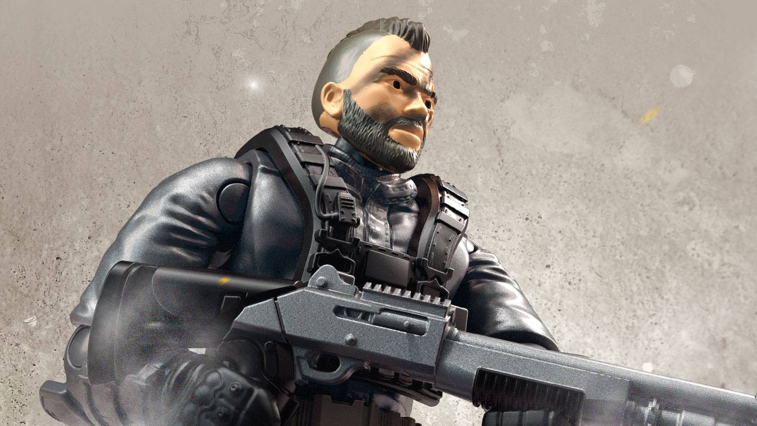 "Image of: John ""Soap"" MacTavish"