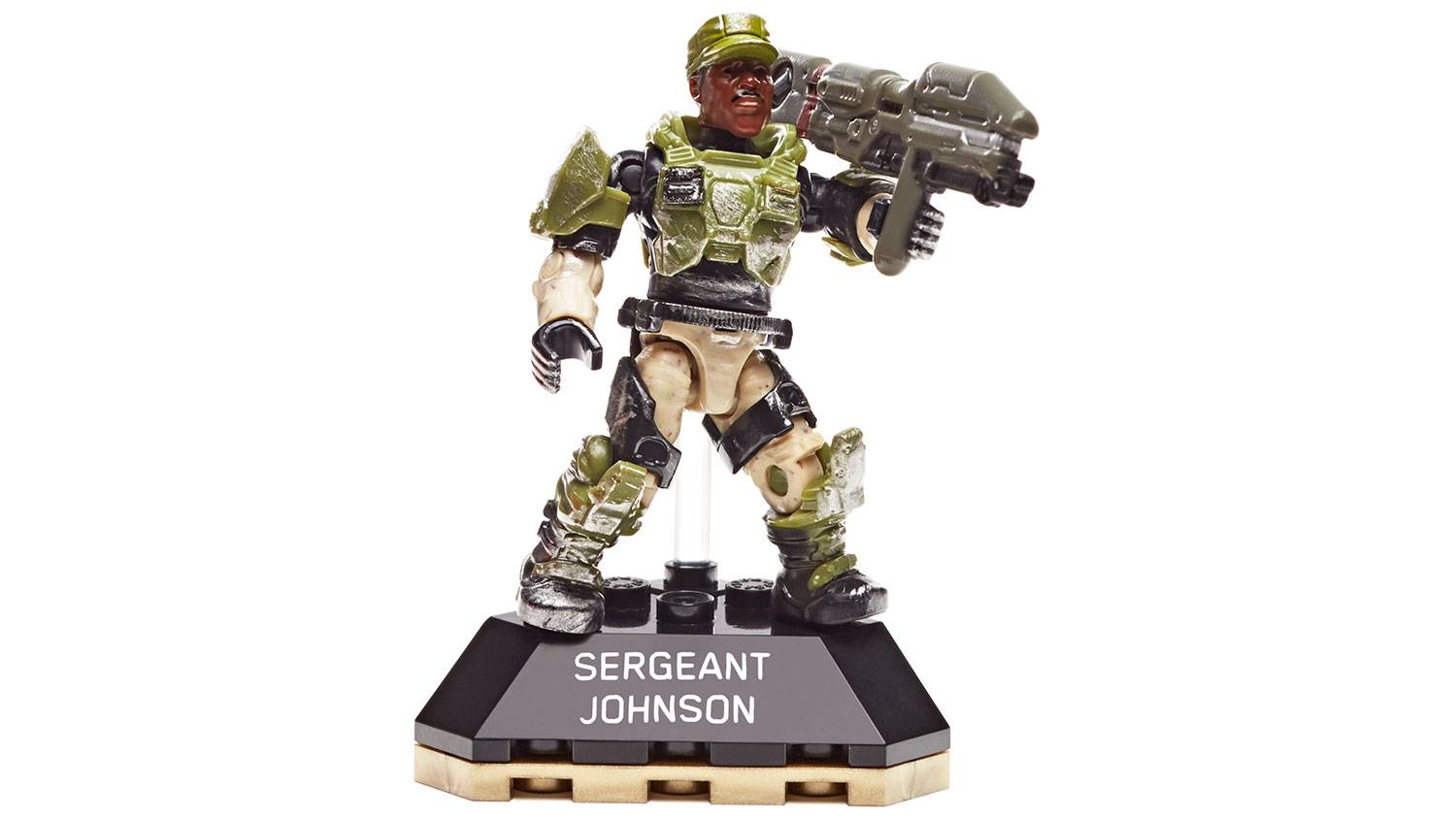 Sergeant Major Johnson