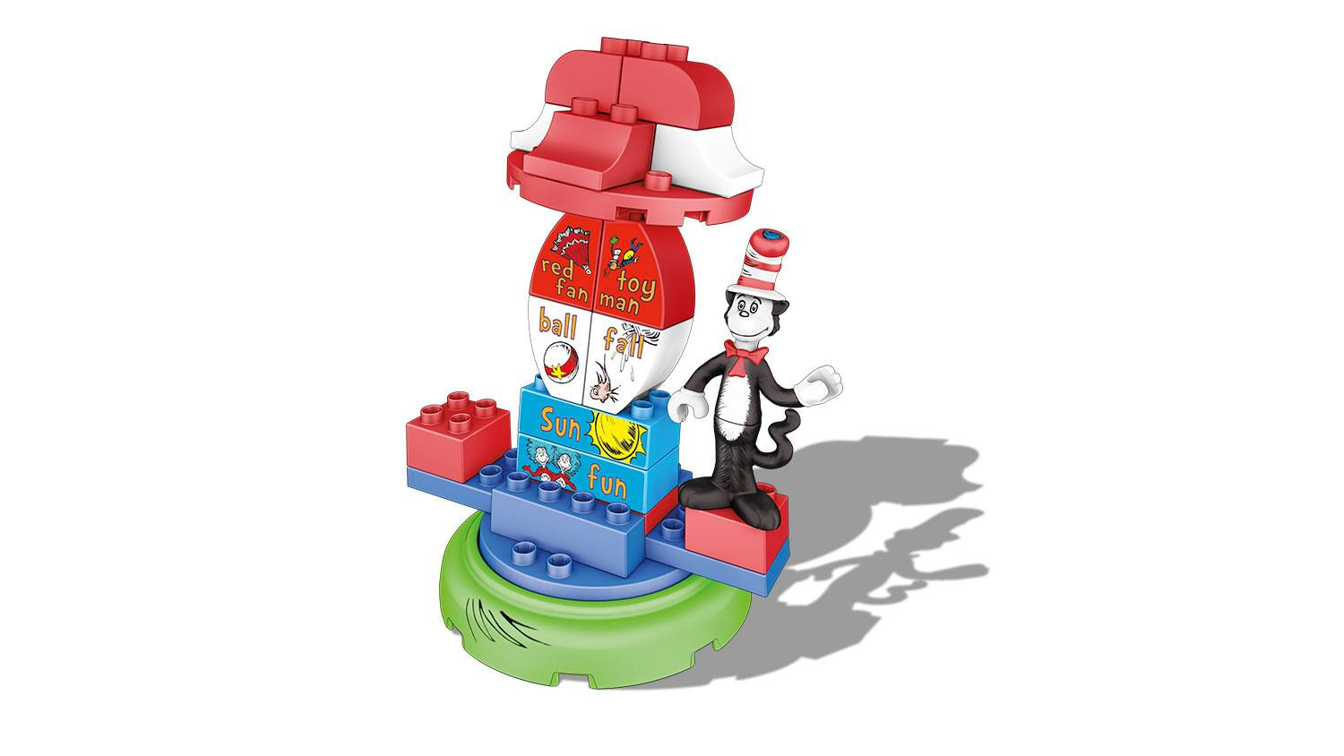 The Cat in the Hat Carousel