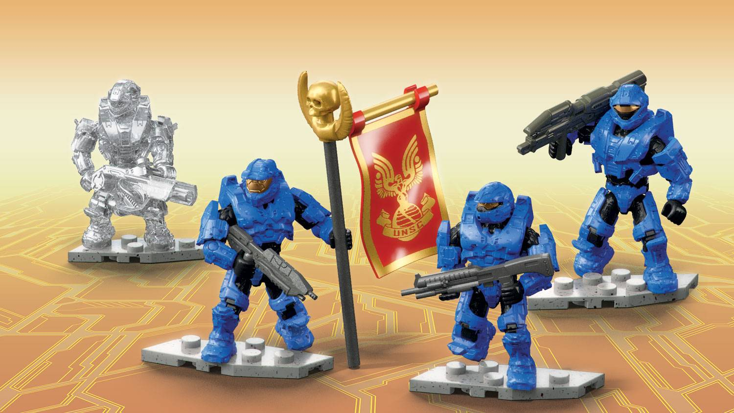 Halo - Construction sets | Mega Construx