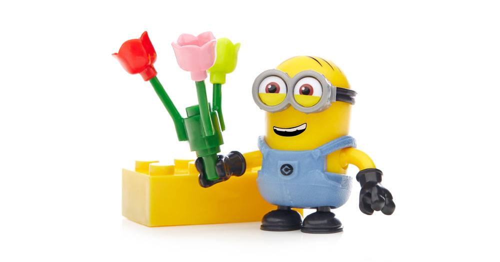 Despicable Me Buildable Minions Blind Packs Series Ii