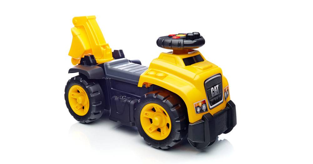 CAT® 3-in-1 Ride-On