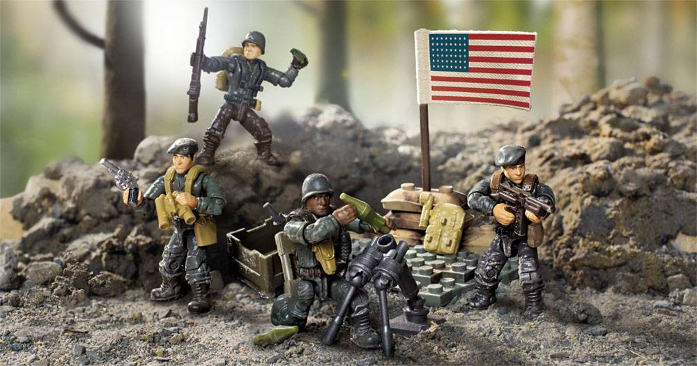 Image of: Classic Infantry Pack
