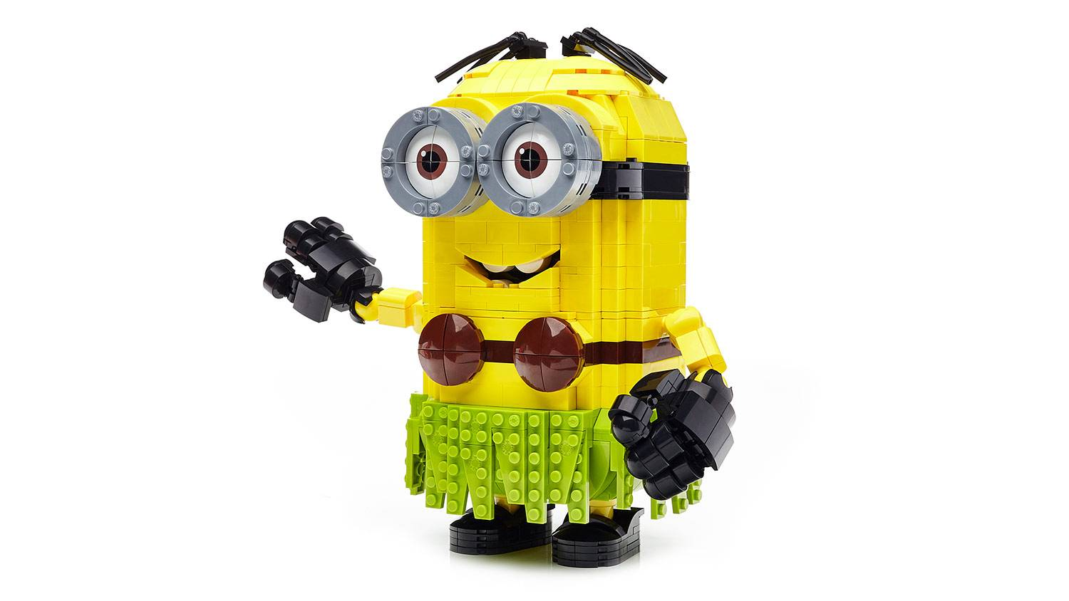 Luau Dave Build-A-Minion
