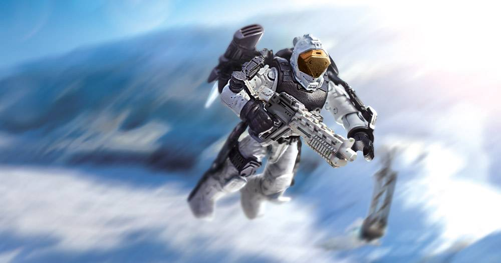 Image of: Jetpack Fighter