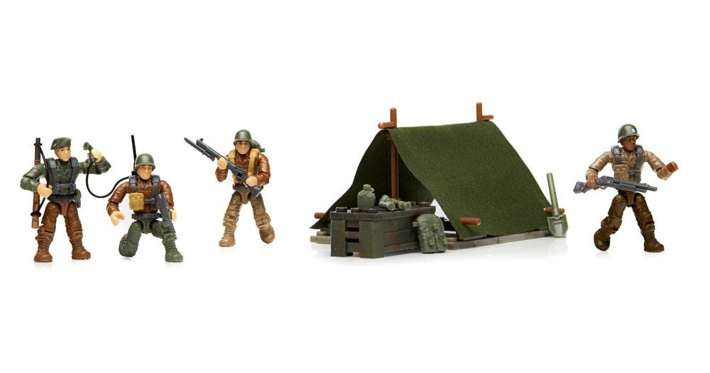Legends Infantry Battalion Mega Bloks
