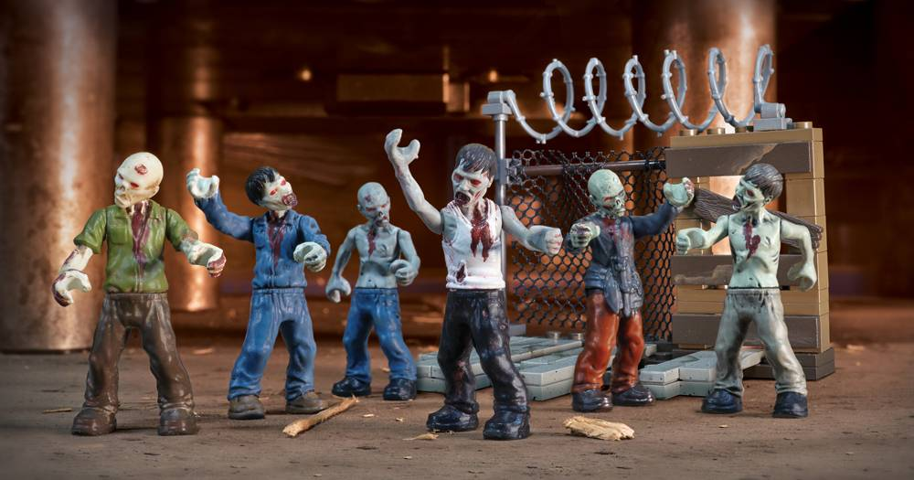 Image of: Zombies Outbreak