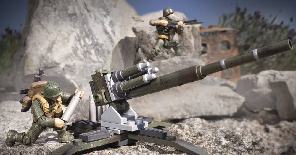 Image of: Attack Turret