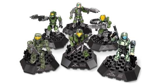 Image of: Anniversary Edition UNSC Troop Pack