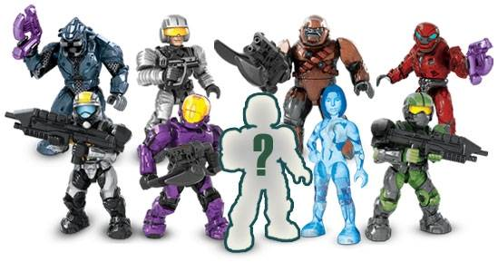 Image of: Micro Action Figures Series 4