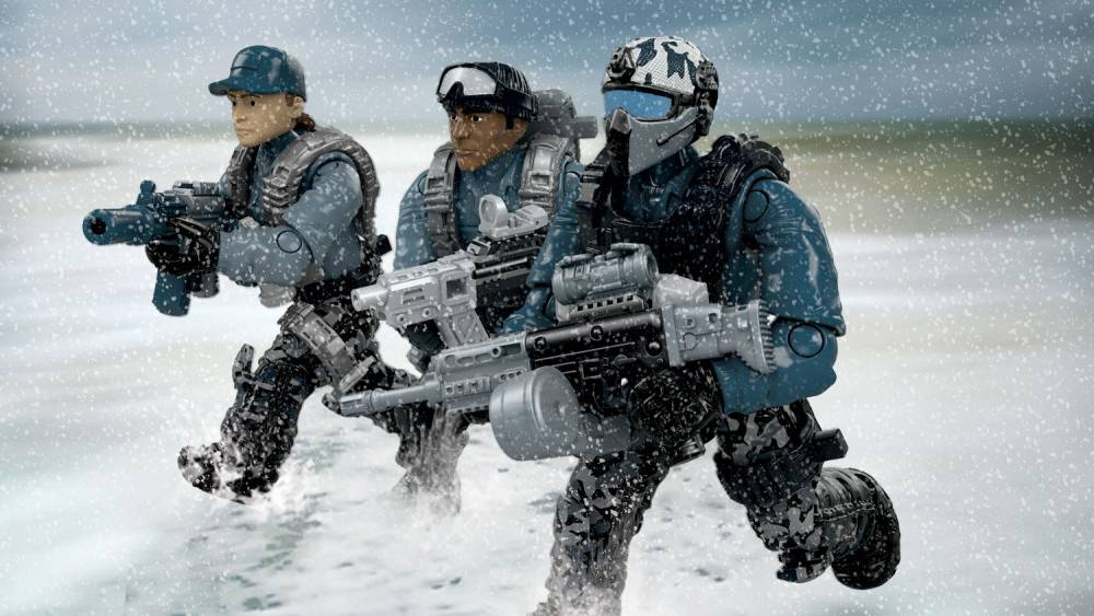 Image of: Surface Troops