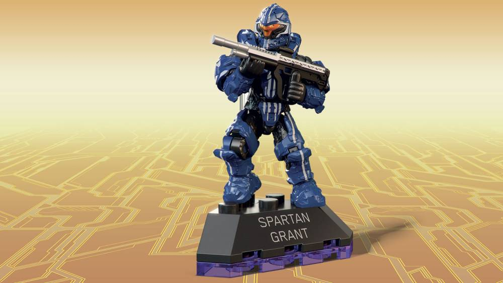 Image of: Spartan Grant