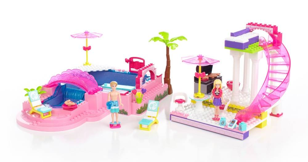Build 'n Style Pool Party