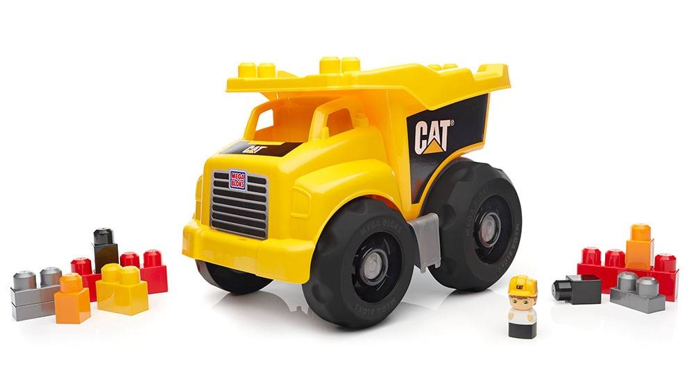 Camion-benne CAT