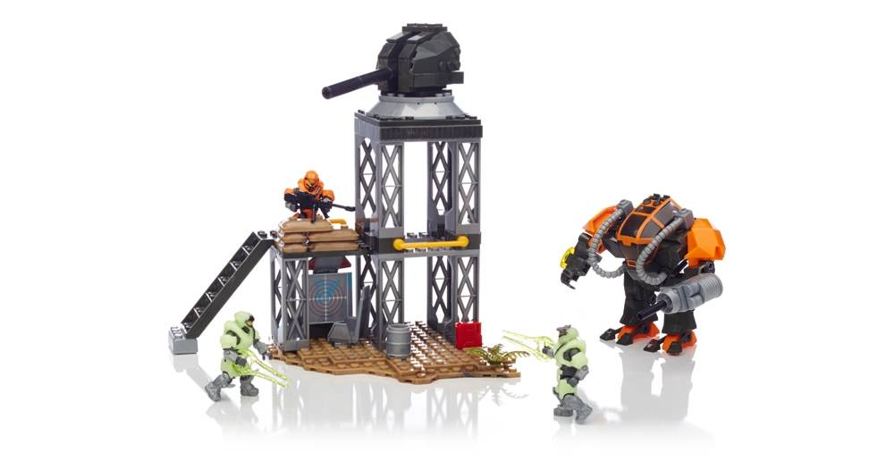 Image of: Containment Outpost Patrol