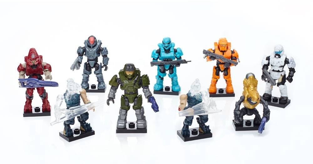 Image of: Micro Action Figures Charlie Series