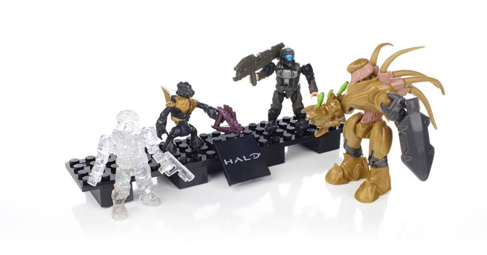 How To Build Lego Halo
