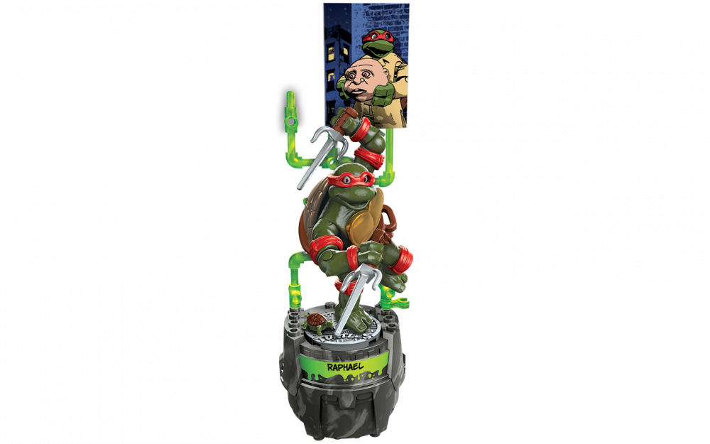 Raphael™ Mutagen Canister