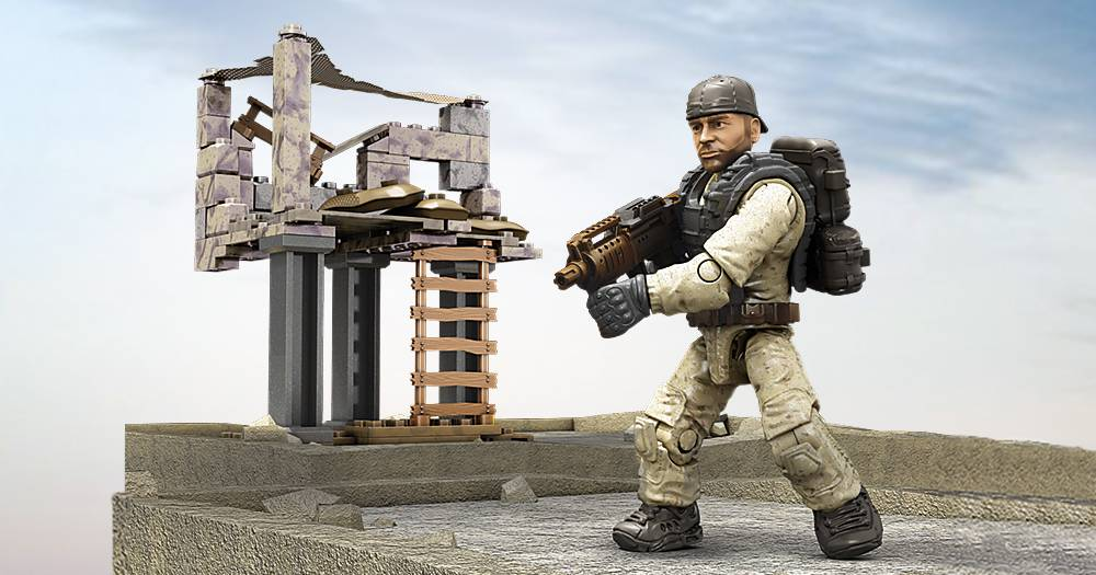 Image of: Recon Outpost