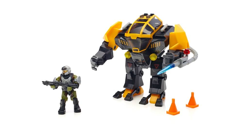 Image of: UNSC Offworld Cyclops