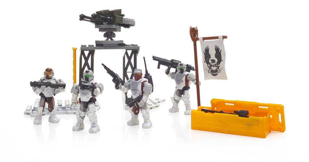 Image of: UNSC Victor Squad