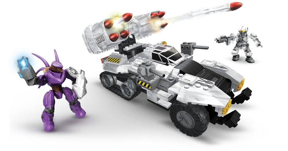 Image of: UNSC Arctic Wolverine