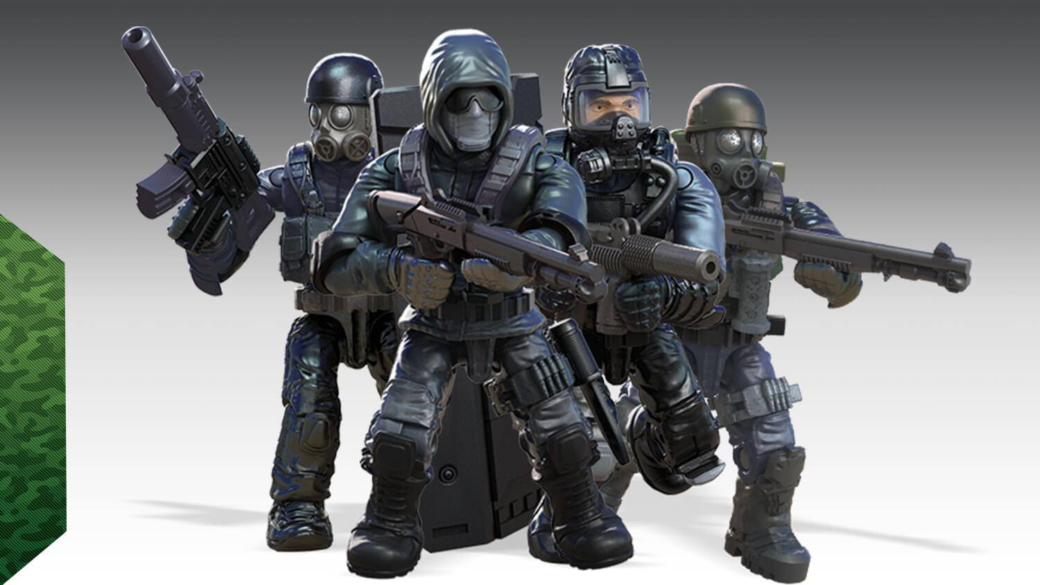 Image of: Urban Strike Squad