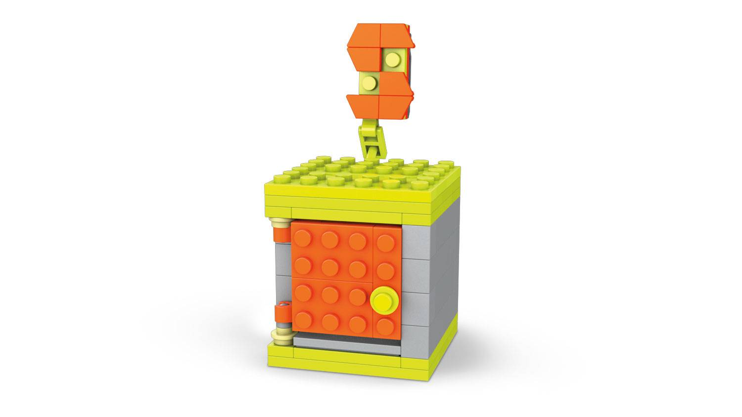 Image of: Deluxe Building Set