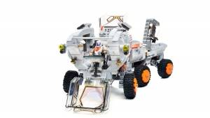 Space Rover Expedition