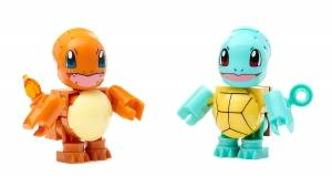 Squirtle VS Charmander