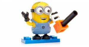 Buildable Minions Blind Packs Series IX