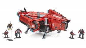 Cabal Harvester Dropship
